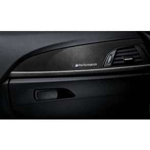 BMW M Performance Interieurleisten Carbon/Alcantara 1er F20 LCI