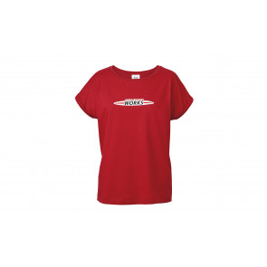 MINI JCW Logo T-Shirt Damen