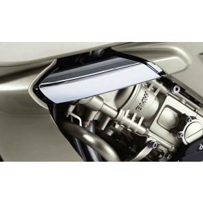 BMW Kühlmittelschlauchblende verchromt K48