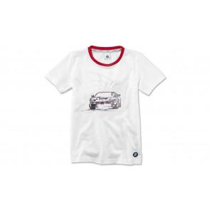 BMW Kinder T-Shirt Grafik