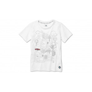 BMW Kinder T-Shirt interactive