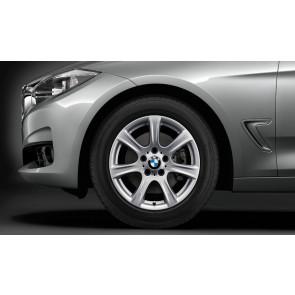 BMW Winterkompletträder Sternspeiche 394 reflexsilber 17 Zoll 3er F34 RDCi