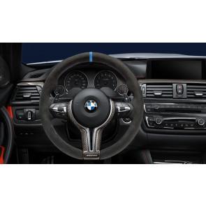 BMW M Performance Lenkrad Alcantara mit Carbonblende 5er M F10 6er M F06GC F12 F13