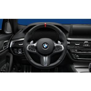 BMW M Performance Lenkrad ohne Schaltwippen 5er G30 G31 6er G32