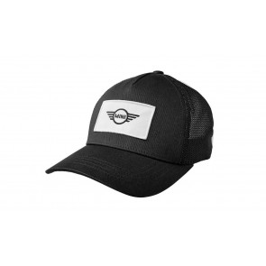 MINI Cap Logo Patch Trucker