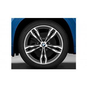 BMW Alufelge M Doppelspeiche 572 orbitgrey 8J x 19 ET 47 Vorderachse / Hinterachse X1 F48 X2 F39