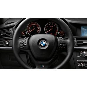 BMW M Leder Sportlenkrad schwarz Airbag Multifunktion 1er F20 F21 3er F30 F31 F34GT 4er F32 F33 F36