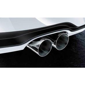 BMW M Performance Blende Stoßfänger hinten grundiert 3er F30 F31