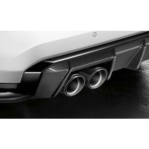 BMW M Performance Endrohrblende Carbon M3 G80 M4 G82