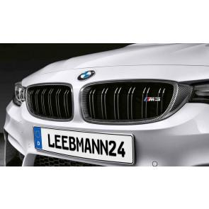 BMW M Performance Frontziergitter Carbon M3 F80