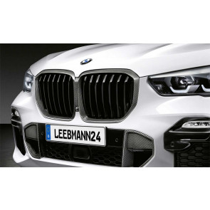 BMW M Performance Frontziergitter Carbon X5 G05