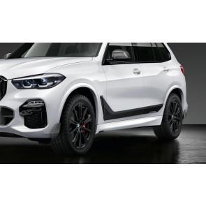 BMW M Performance Seitenfolierung X5 G05