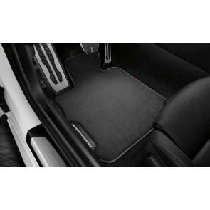 BMW M Performance Fußmatten vorne / hinten X3 G01 X4 G02