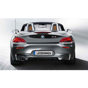 BMW M Performance Heckdiffusor einbordig-einflutig Z4 E89 20i 23i 28i 30i