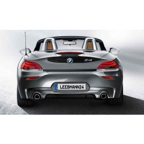 BMW M Performance Heckdiffusor zweibordig-einflutig Z4 E89 35i