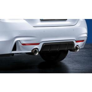 BMW M Heckdiffusor zweibordig-einflutig 4er F32 F36 440i/iX (Facelift)