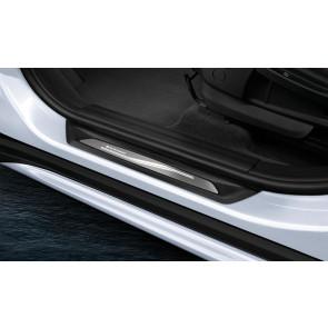 BMW M Performance LED Einstiegsleisten vorne 1er F20 2er F45 F46 3er F30 F31 F34 4er F36 X1 F48