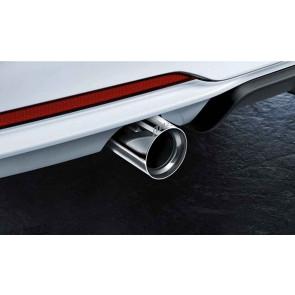 BMW M Performance Schalldämpfer 2er F22 F23 M235i/X (ohne M Performance Aerodynamik-Paket, mit Serienheckdiffusor)