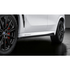 BMW M Performance Seitenschwellerfolierung X5 G05