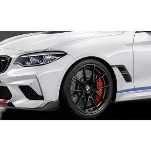 BMW M Performance Seitenwand Carbon vorne M2 F87