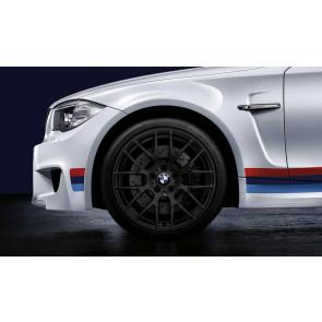 BMW Kompletträder M Performance Y-Speiche 359 schwarz matt 19 Zoll 1er M E82 M3 E90 E92 E93