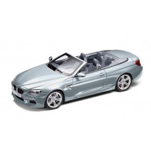 BMW M6 F12 Cabrio Miniatur