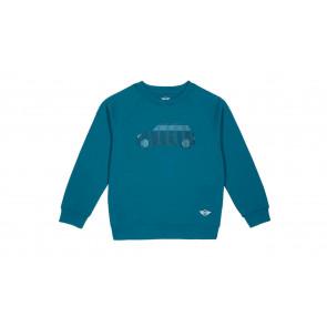 MINI Kinder Sweatshirt 3D-Car