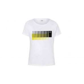 MINI Damen T-Shirt 3D Stripes Wing Logo