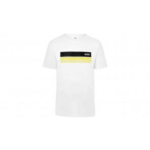 MINI Herren T-Shirt 3D Stripes Wordmark