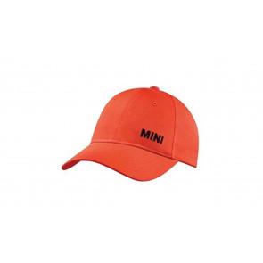 MINI Cap orange