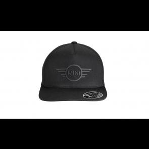 MINI Cap schwarz (Winglogo)