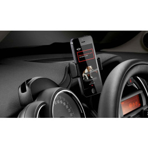 MINI Click & Drive System Smartphone Halter iPhone™4, iPhone™5, iPhone™6, Samsung™Galaxy S2, S3 und S4 mit NFC