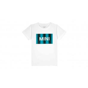 MINI Kinder T-Shirt Gradient Wordmark