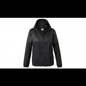 MINI Damen Jacke schwarz (mit Rucksack)
