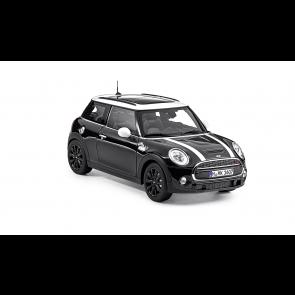 MINI Hatch midnight black Miniatur 1:18