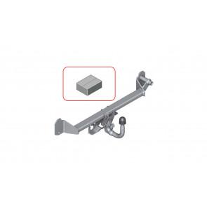 MINI Nachrüstsatz elektrische Anbauteile AHK mit abnehmbarer Kugel F54 F60