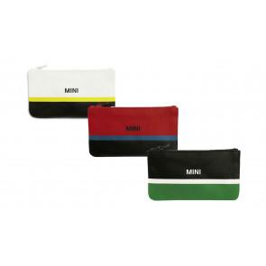 MINI Pouch Small Tricolour Block
