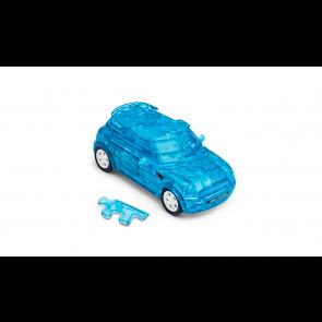 MINI 3D Puzzle Car transparent