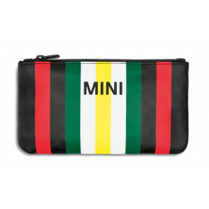 MINI Striped Pouch
