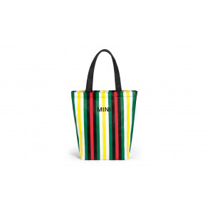 MINI Striped Shopper