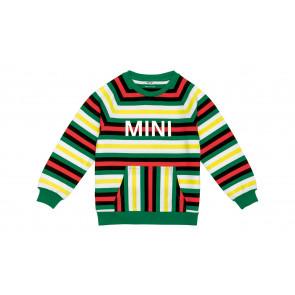 MINI Sweatshirt Striped Kinder