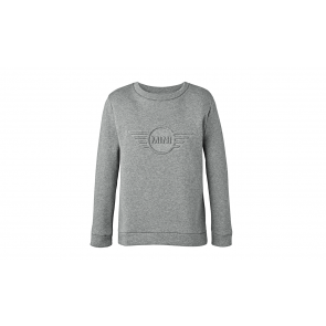 MINI Damen Sweatshirt grau