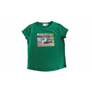 MINI T-Shirt Damen Limited Edition I grün