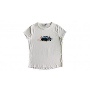 MINI T-Shirt Damen Limited Edition I weiß