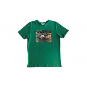 MINI T-Shirt Herren Limited Edition I grün