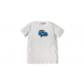 MINI T-Shirt Herren Limited Edition I weiß