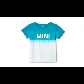 MINI Kinder T-Shirt Dip-Dye