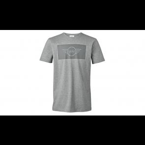 MINI Herren T-Shirt grau (Winglogo)