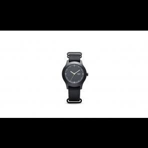 MINI Armbanduhr schwarz/weiß