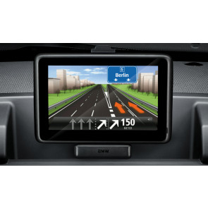 BMW Navigation Portable HD Traffic
